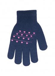 Rękawiczki YO! R-12A 14-18 dziewczynka
