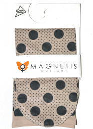 Skarpetki Magnetis lycra 20 den wzór