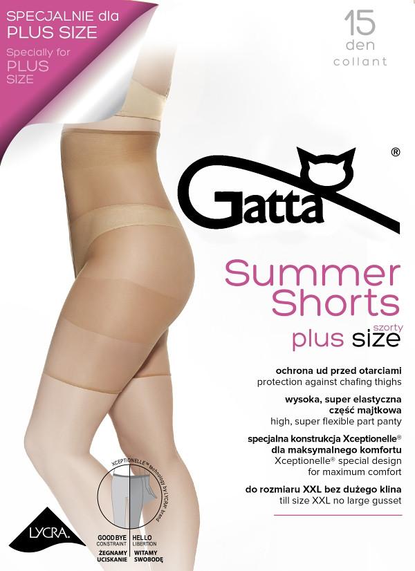 3ec8aeb279d766 Szorty Gatta Summer Shorts 15 den - Bielizna damska - majtki ...