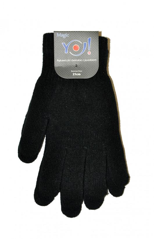Rękawiczki YO! Magic z puszkiem