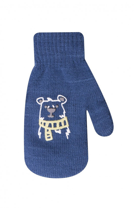 Rękawiczki YO! R-115 ABS chłopięce