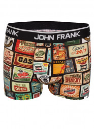 Bokserki John Frank JFB49 Hot & Fresh