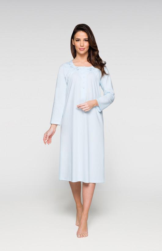 Koszula Regina 074 dł/r 2XL-3XL damska