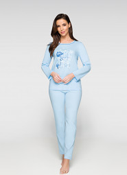 Piżama Regina 923 dł/r S-XL damska
