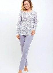 Piżama Cana 531 dł/r 2XL