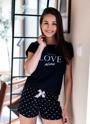 Piżama Sensis Secret kr/r S-XL