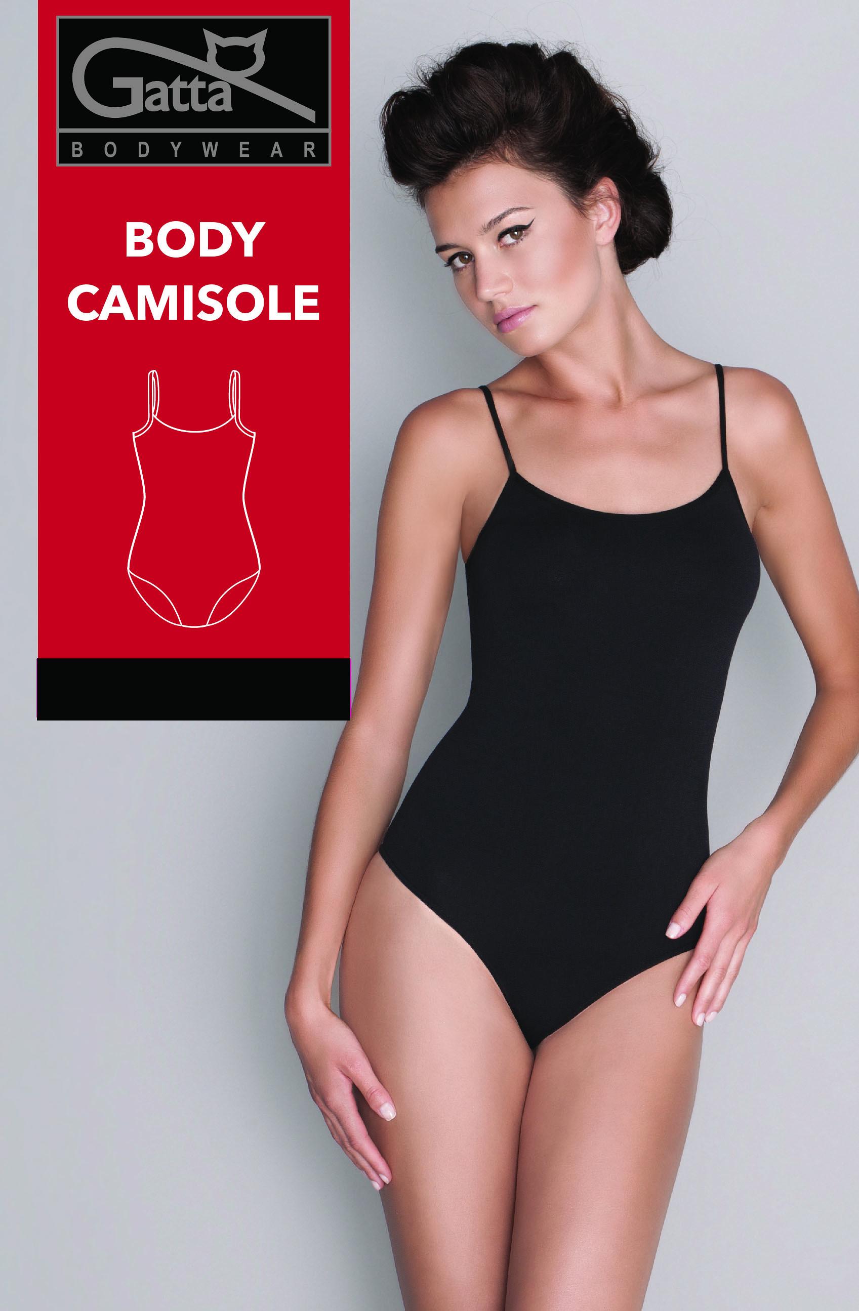 56a8484fdc93bf Body Gatta Camisole 5569 S - Bielizna damska - bielizna bezszwowa ...